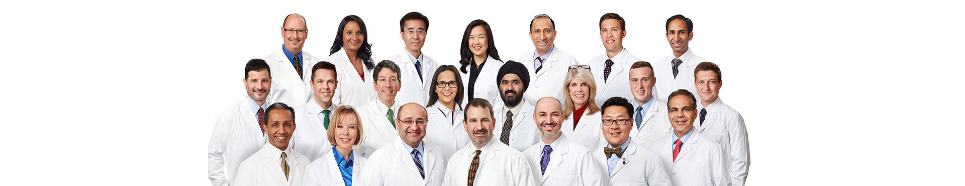 Baylor Scott & White Cardiology Consultants of Texas doctors group photo