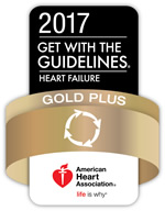 Heart Failure Gold Plus Quality Achievement Award