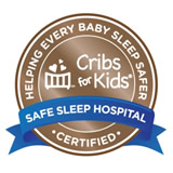 The Cribs for Kids National Safe Sleep Hospital Certification