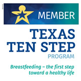 Texas 10 Step Logo