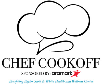 Logo for CHEF COOKOFF