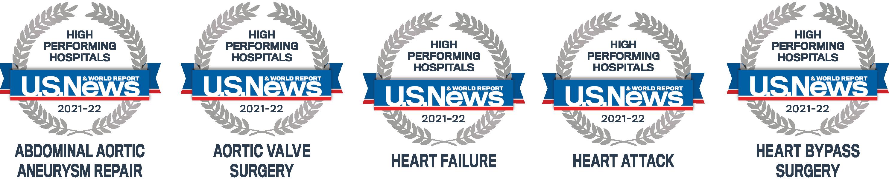 U.S. News Awards
