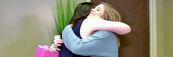 Peyton Meave and Kayla Edwards Meet Their Donors