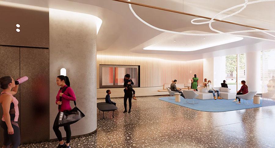 Lobby (lounge area)