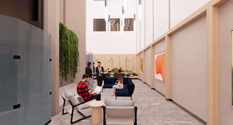 Working lounge