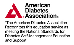 Logo for American Diabetes Association